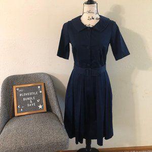 Isaac Mizrahi Dress with Belt